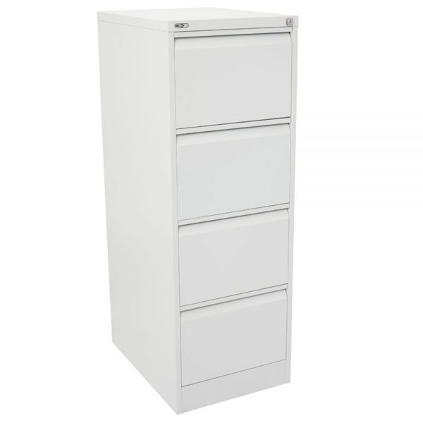 Danny's Steel 4 Drawer Filing Cabinet