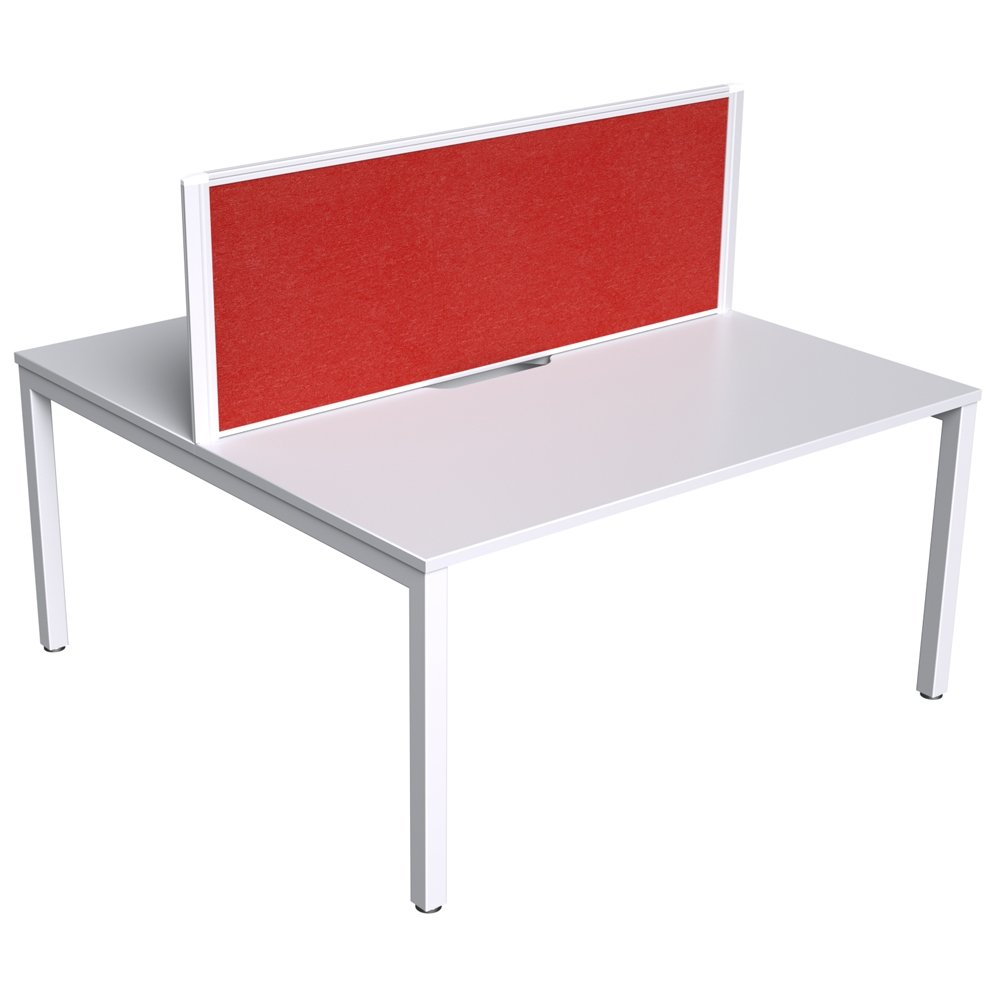 Brooklyn 2 POD Double Desk
