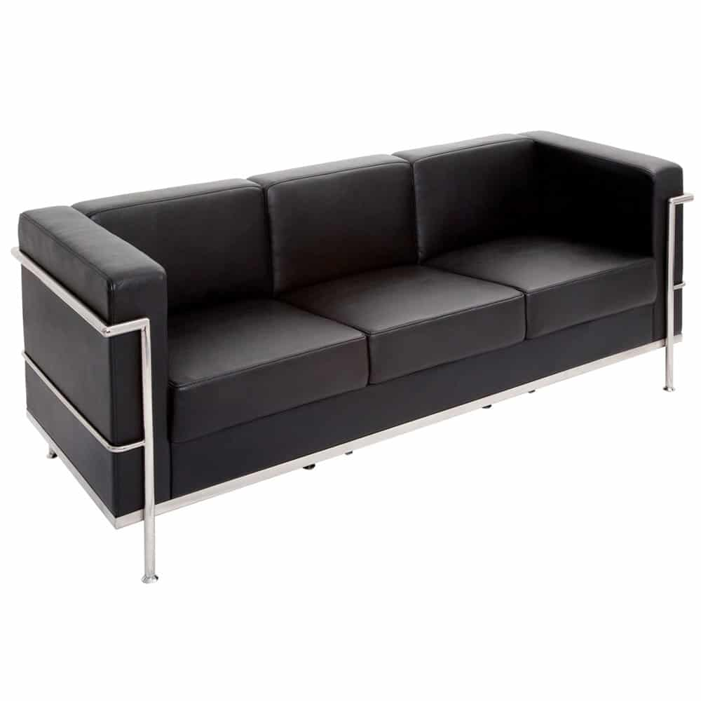 Cushy Couch Triple Seater