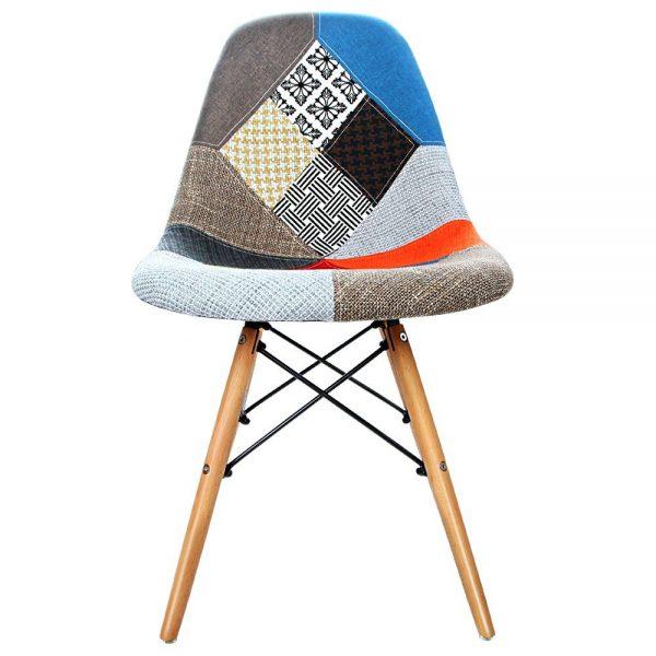Checker Chair - No Arms