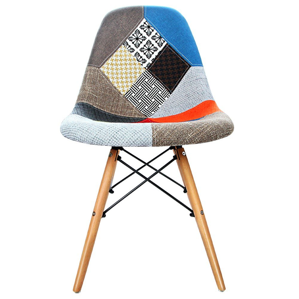 Checker Chair - No Arms
