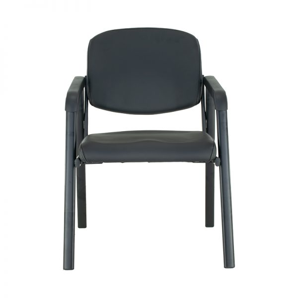 Drake Chair with Arms Front