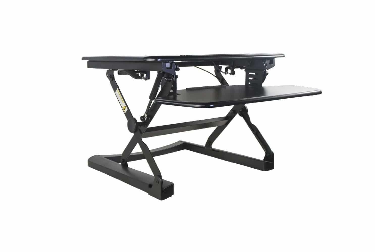 Do Sit-Stand Desks Work?