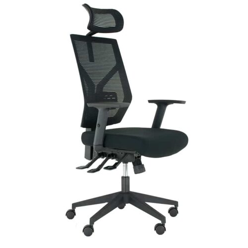 Mesh Ergo Office Chair Headrest