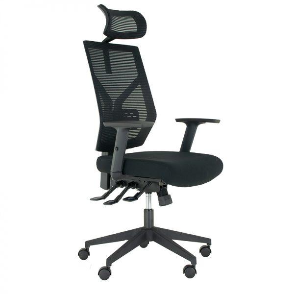 Mesh Ergo Office Chair Headrest